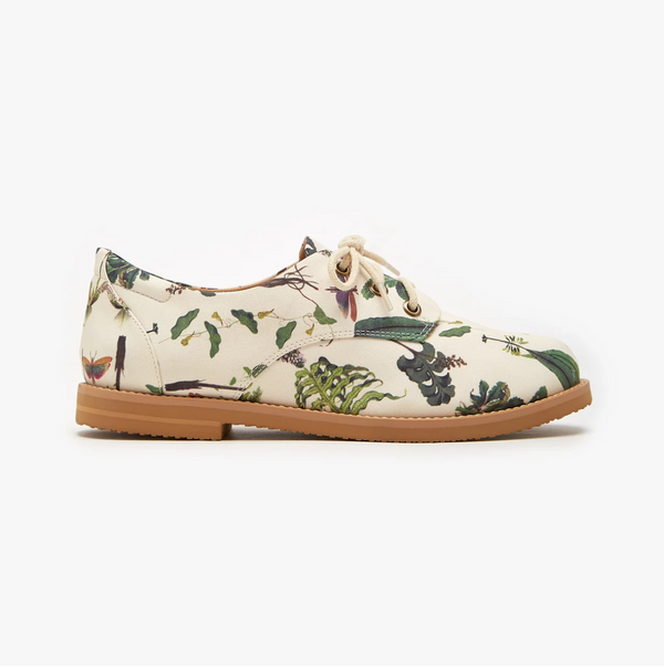 Herbaceous Oxford - Insecta Shoes