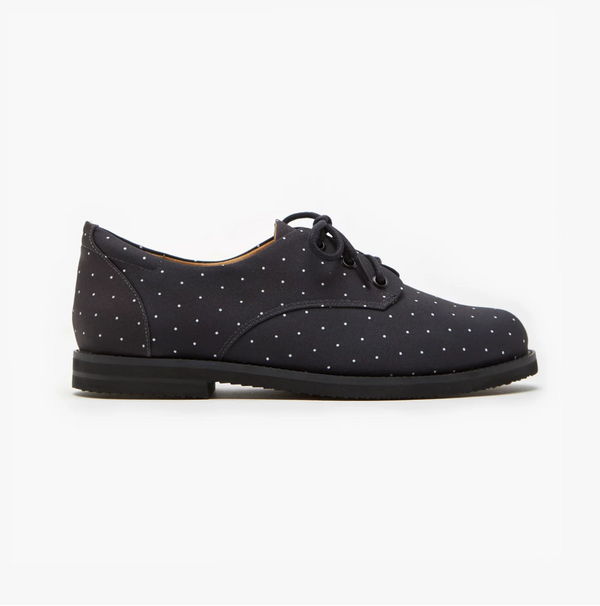 Mini Polka Dots Oxford - Insecta Shoes