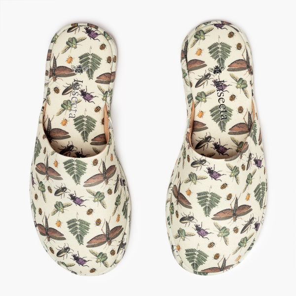 Pterom Slipper - Insecta Shoes