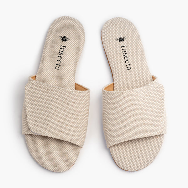 Canvas Slipper - Insecta Shoes