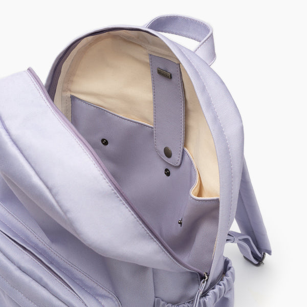 Lavender Backpack - Insecta Shoes