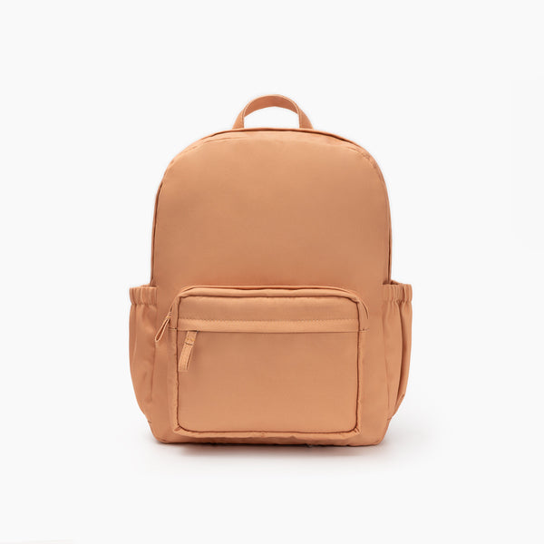 Mustard Backpack - Insecta Shoes