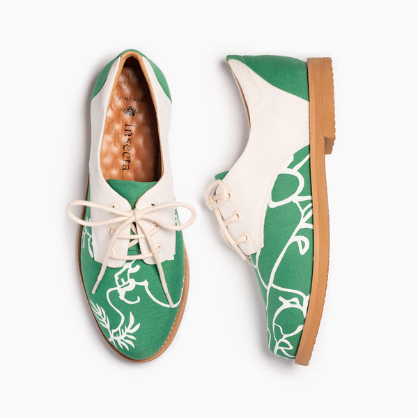 NADIA OXFORD - Insecta Shoes