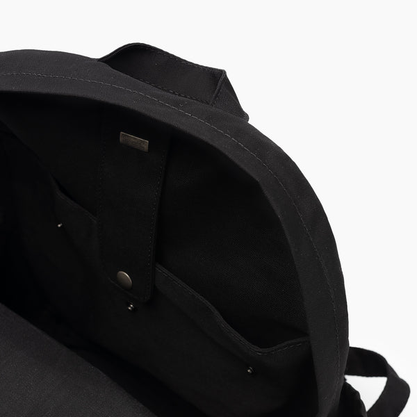 Mono Black Backpack