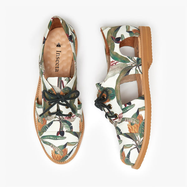 PACOBEIRAS CUTOUT OXFORD - Insecta Shoes