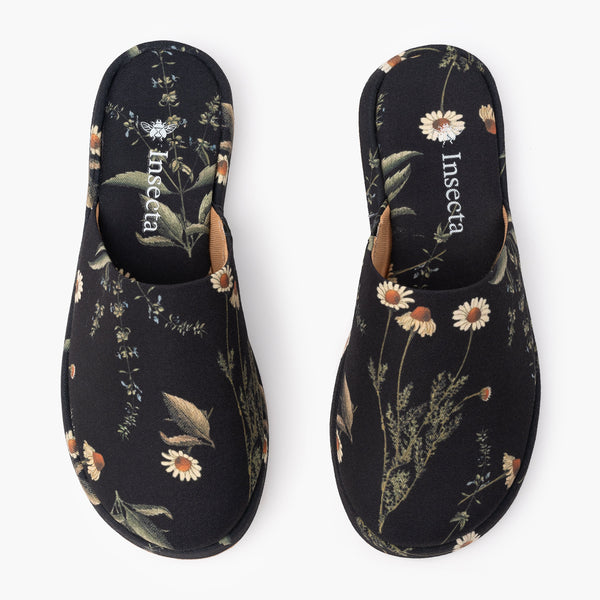 Mystic Herbs Slipper - Insecta Shoes