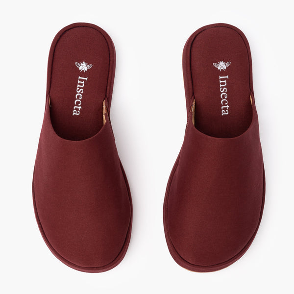 Borgonha Slipper - Insecta Shoes