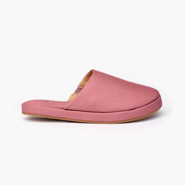 Dusty Rose Slipper - Insecta Shoes