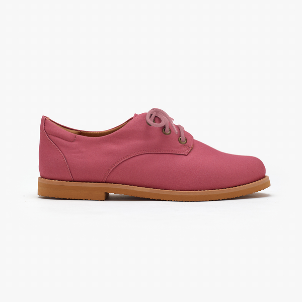 Dusty Rose Oxford - Insecta Shoes