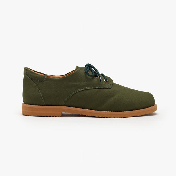 Sage Oxford - Insecta Shoes