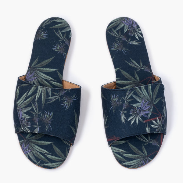 Sativa Slipper - Insecta Shoes