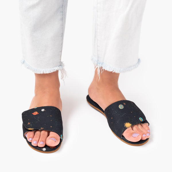 Planets Slipper - Insecta Shoes