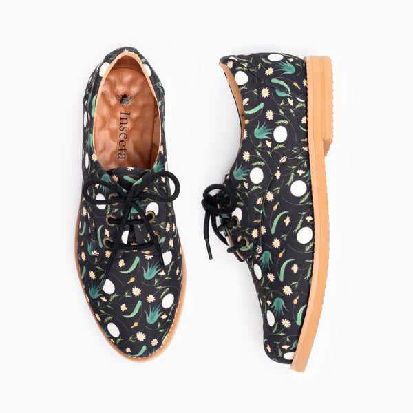 CANCER OXFORD - Insecta Shoes