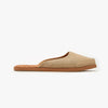Mono Beige Mule - Insecta Shoes