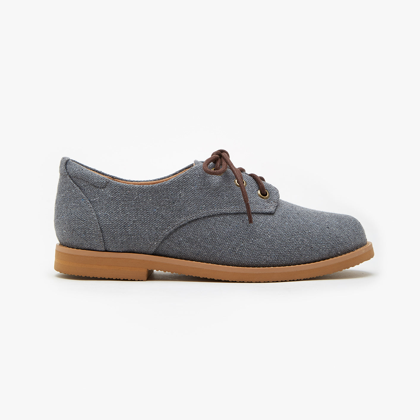 Mono Gris Oxford - Insecta Shoes