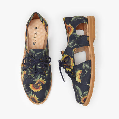 Flor do Sol Cutout Oxford - Insecta Shoes