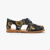 Flor do Sol Marinho Cutout Oxford - Insecta Shoes