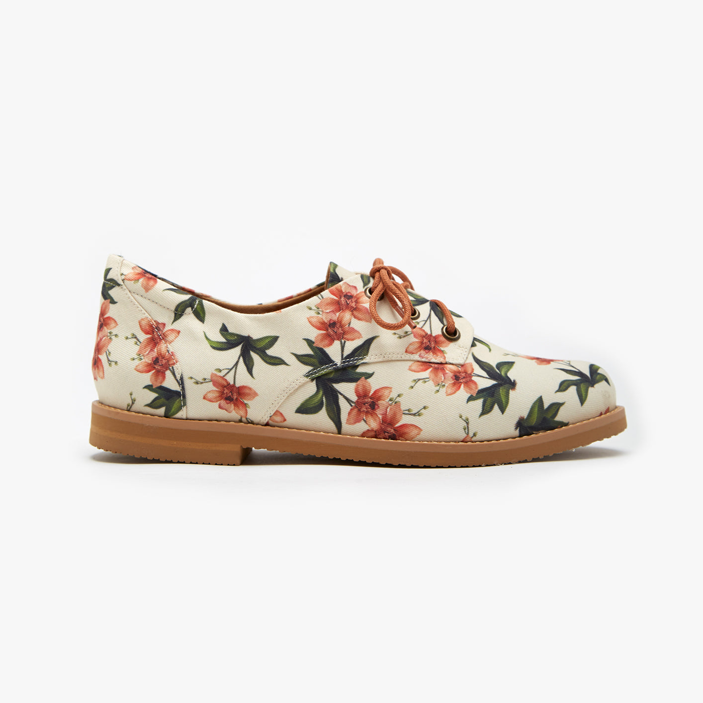 Moth Orchid Oxford - Insecta Shoes