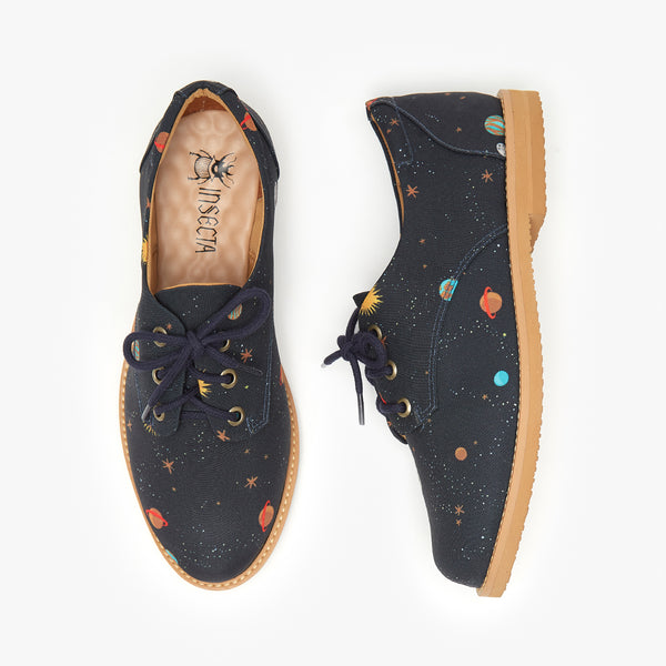 Planets Oxford - Insecta Shoes