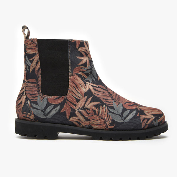 Fall Leaves Chelsea Boot - Insecta Shoes
