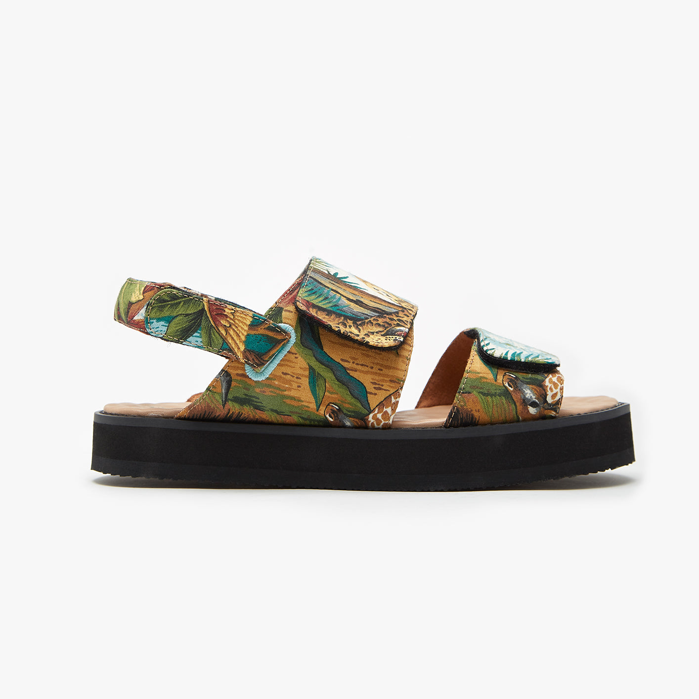 Zulu Strap Sandal - Insecta Shoes