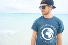 See the World Save the World Shirt