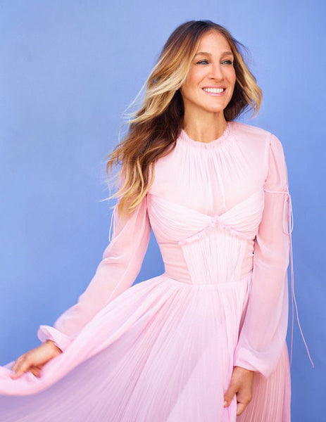 INSTYLE FEATURING SJP