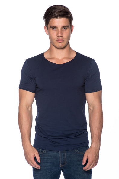The Classic Tee - Navy