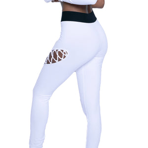 HUMBL - Interlaced Leggings (Active Wear)