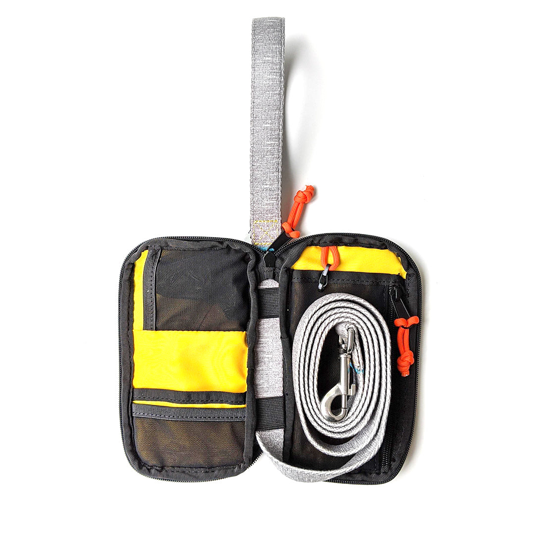 Spruce Grab & Go Dog Leash Bag with Leash