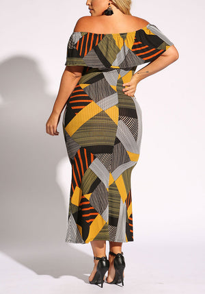 Man Down / Dress  (Curve)