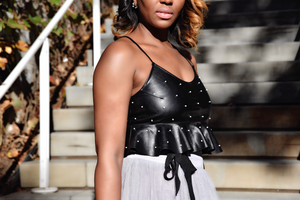 Primped and Pearled / Top