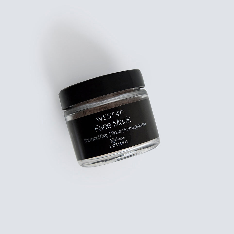 Rhassoul Clay / Face Mask