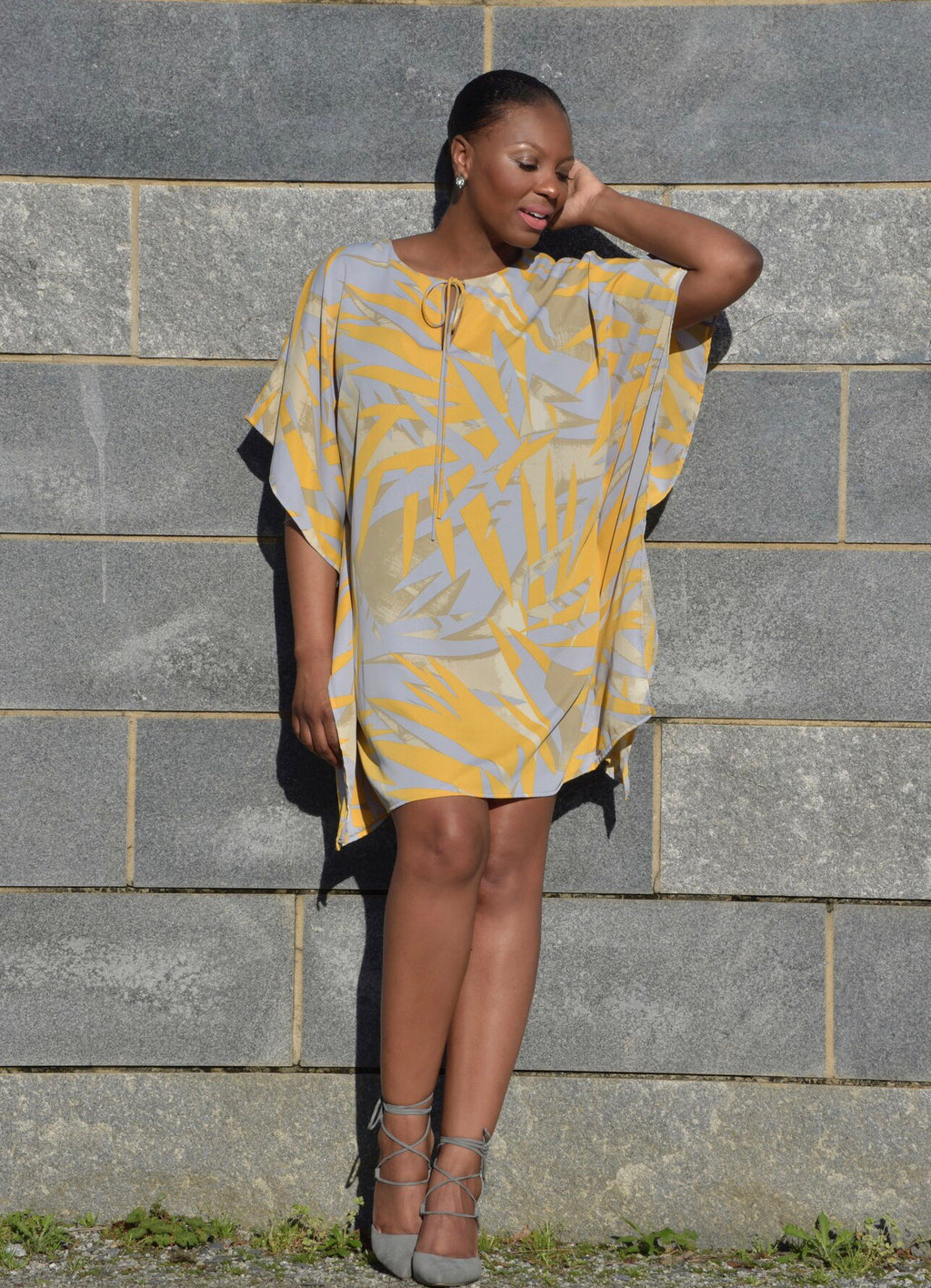 Summer in St. Tropez / Tunic