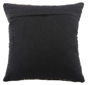 TALON TWO-TONE THROW PILLOW