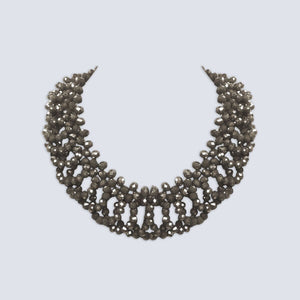 Elizabeth Bib Necklace