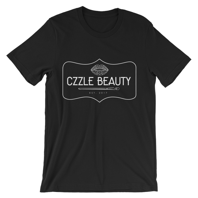 CzzleBeauty - Logo Tee (Beauty Tees)