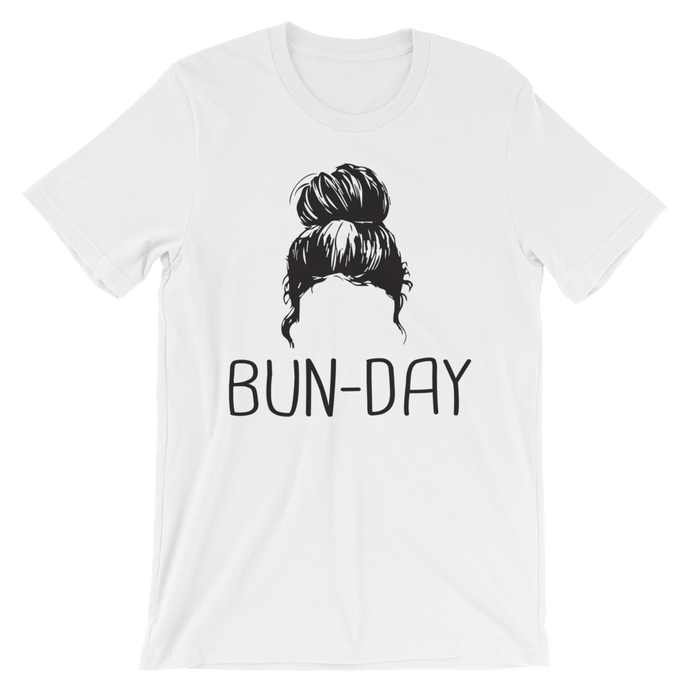 CzzleBeauty - Bun-Day Tee (Beauty Tees)