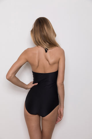 Swimsuit Nibaru Black