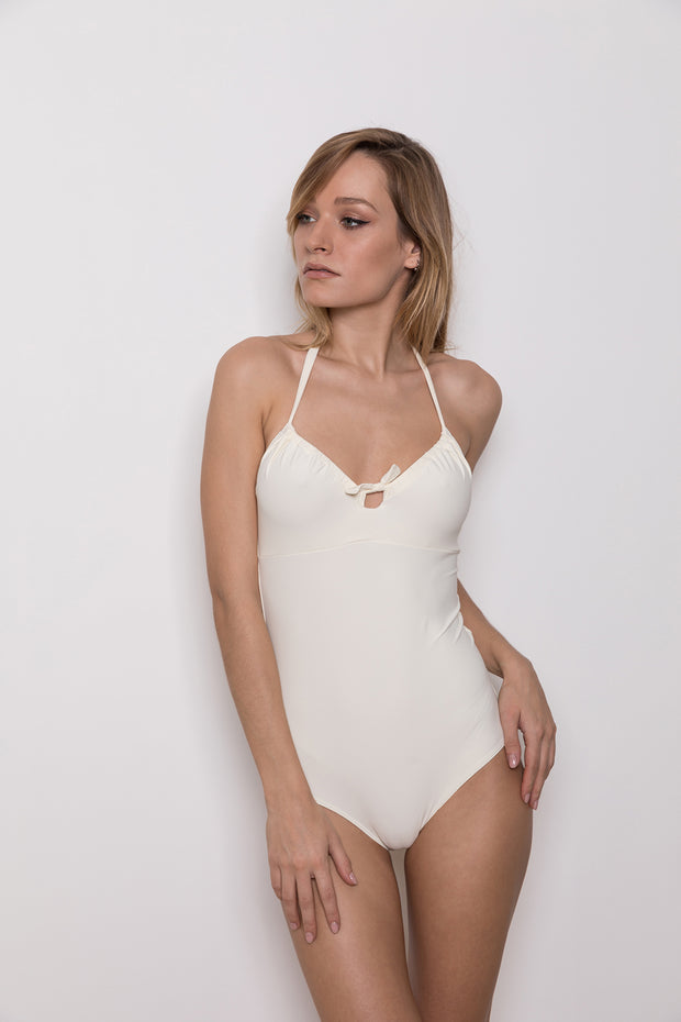 Swimsuit Nibaru Ivory