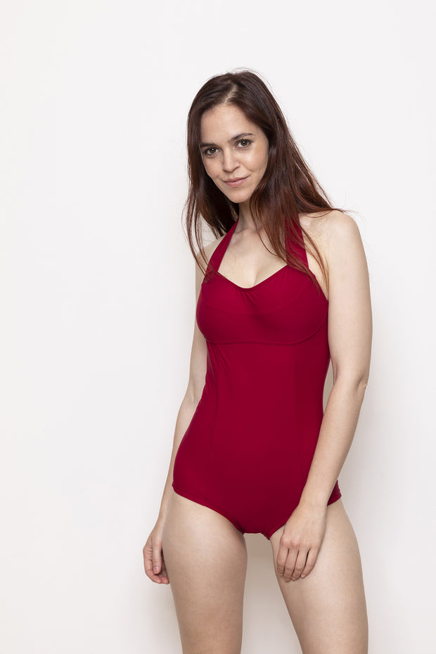 Swimsuit Niara Winered