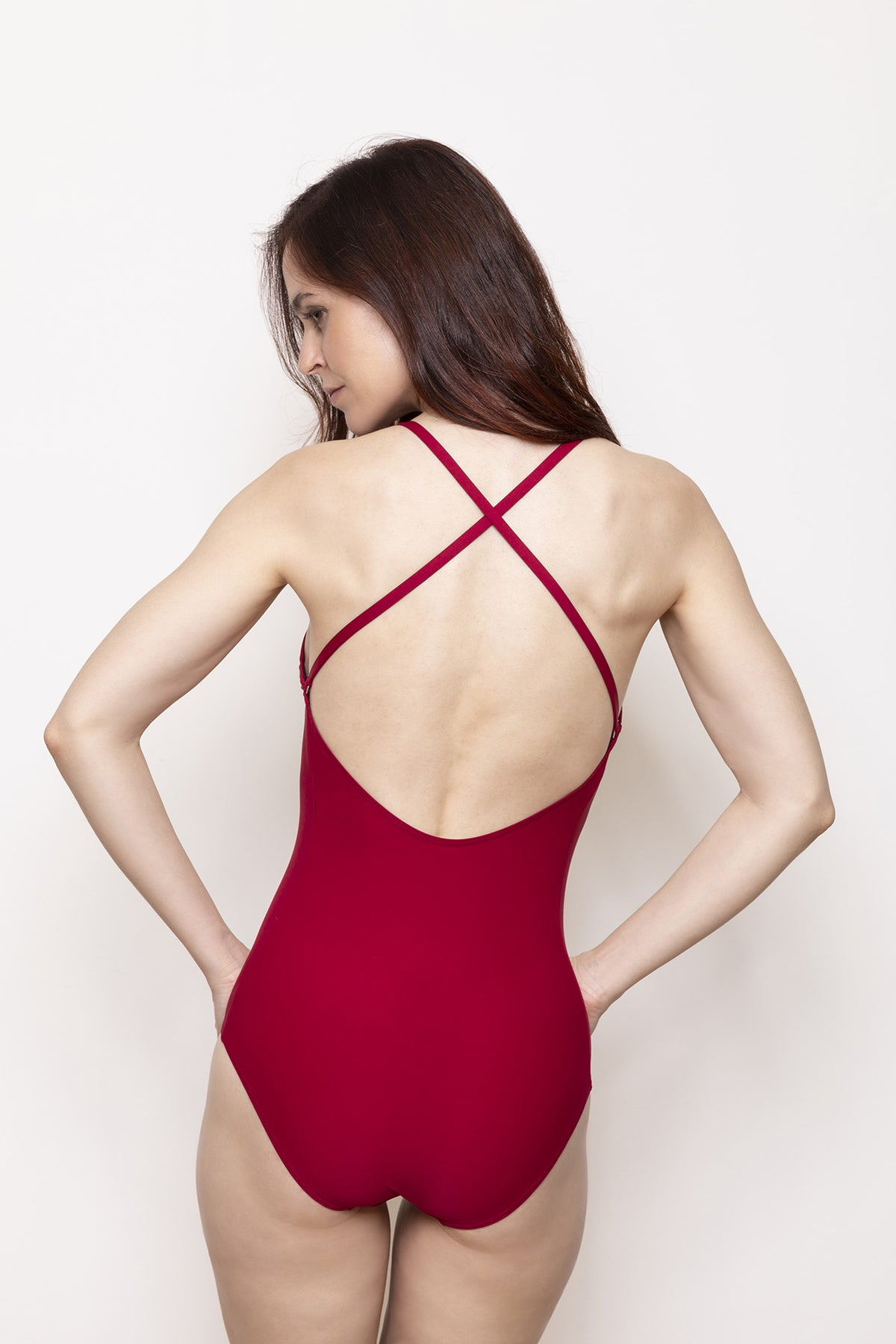 Swimsuit Niera Winered