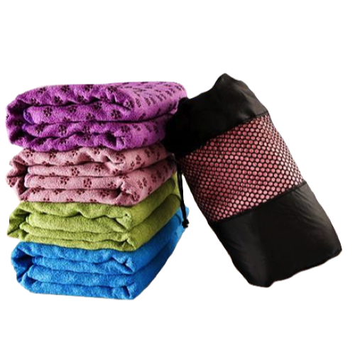 Non-Slip Yoga Towel & Mat Cover