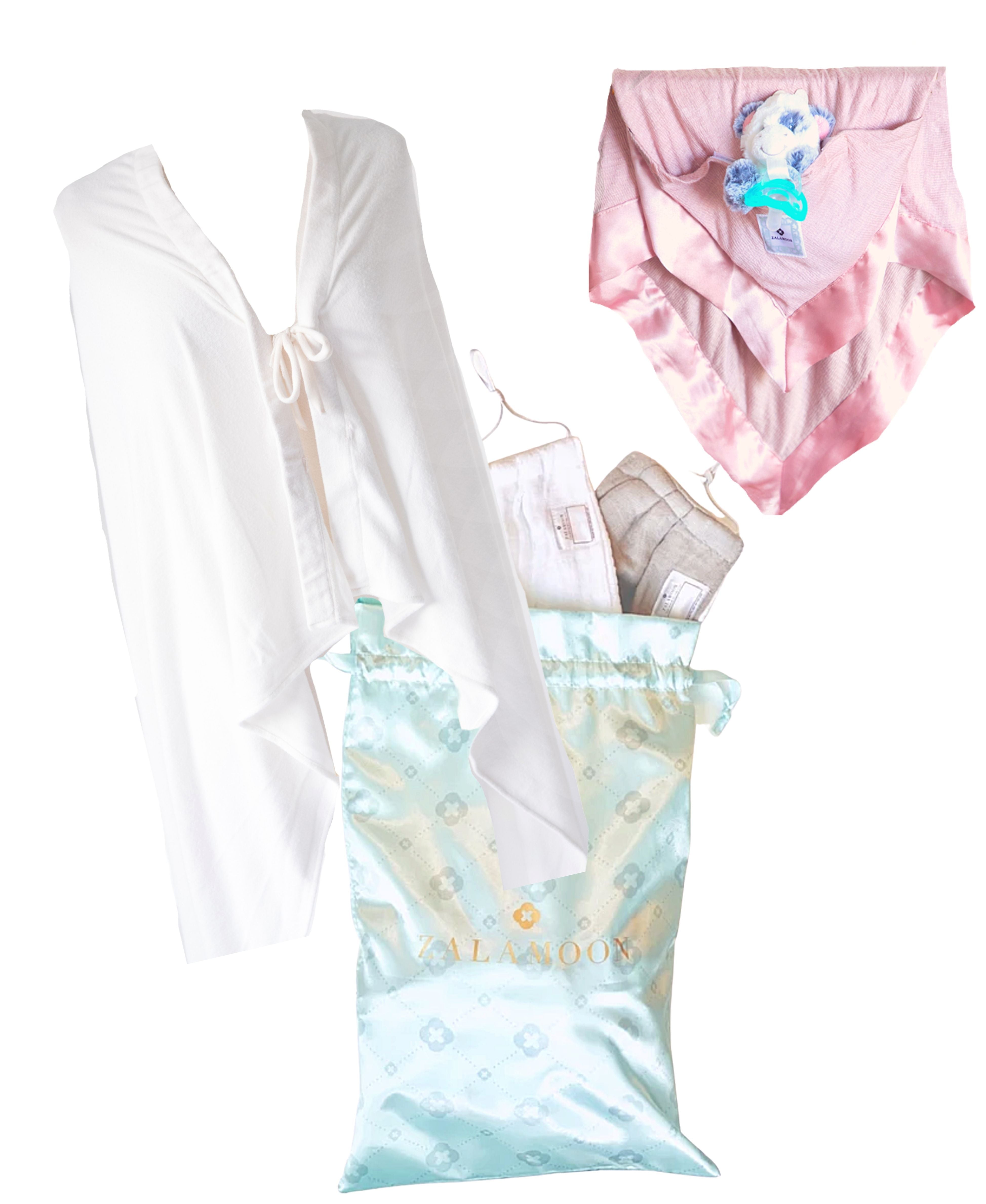 Labor + Delivery Gift Set for Baby Girl