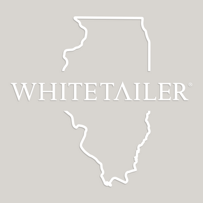 Illinois Whitetailer Sticker