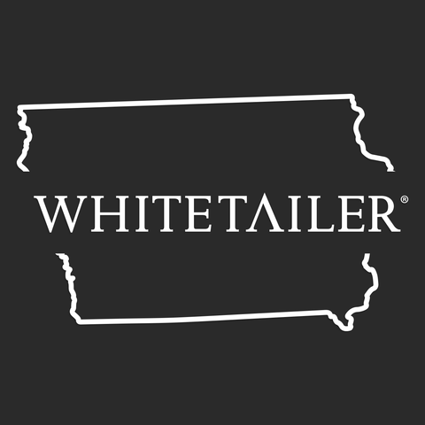 Iowa Whitetailer Sticker