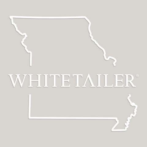 Missouri Whitetailer Sticker