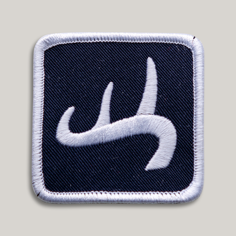 Antler Logo Patch