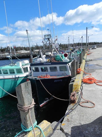 Heat Seeker Lobster fishing boat