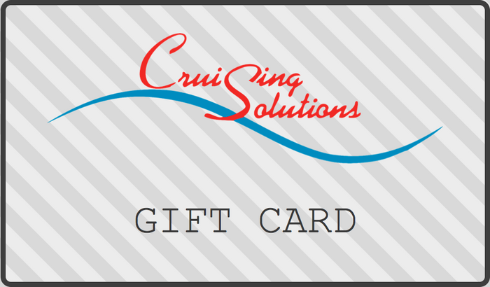 Cruising Solutions Gift Card